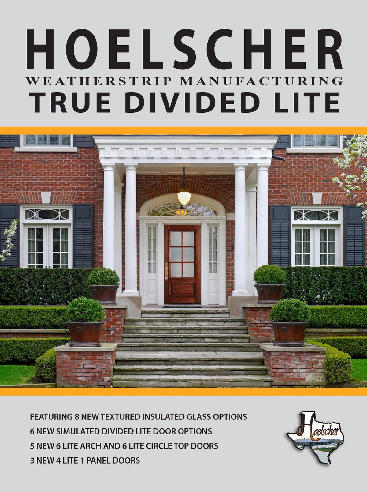 Hoelscher True Divided Lite Collection