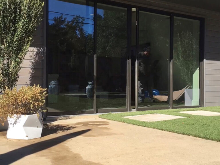 Varner Patio Doors After Before View Contemporary French 768x576